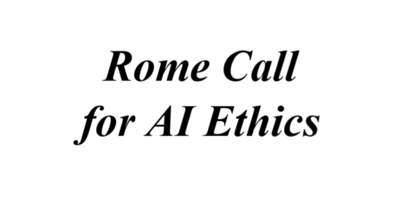 banner - Rome-Call-for-AI-Ethics